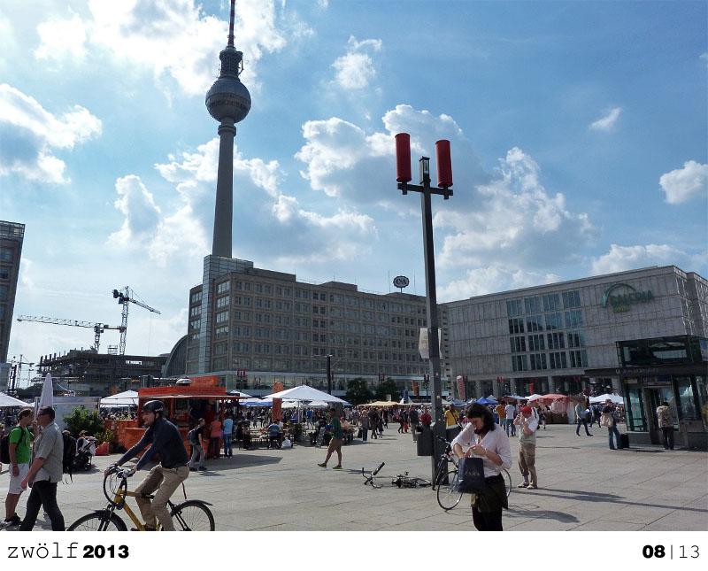 Fotoprojekt zwölf - August 2013