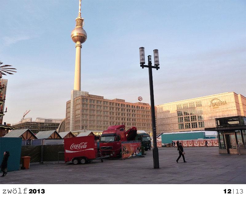 Fotoprojekt zwölf - Dezember 2013