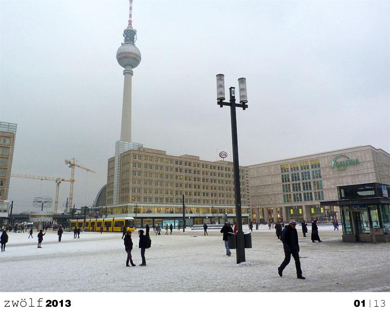 Fotoprojekt zwölf - Januar 2013