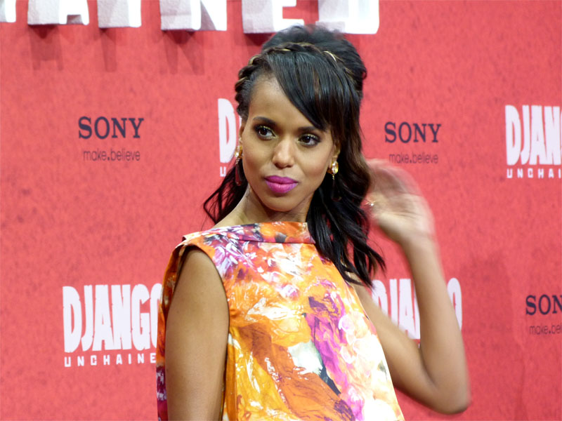 "Kerry Washington - ""Django Unchained""-Filmpremiere in Berlin"
