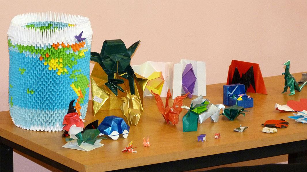 Origami-Yoda beim Japan Festival Berlin 2013
