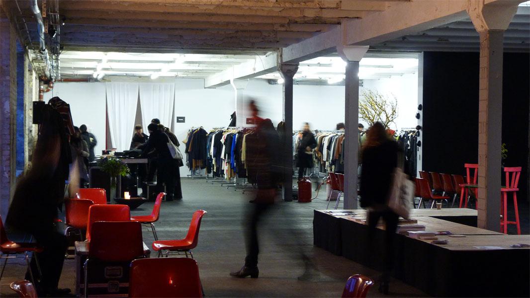 Pop-Up Shop Designer Sale Berlin
