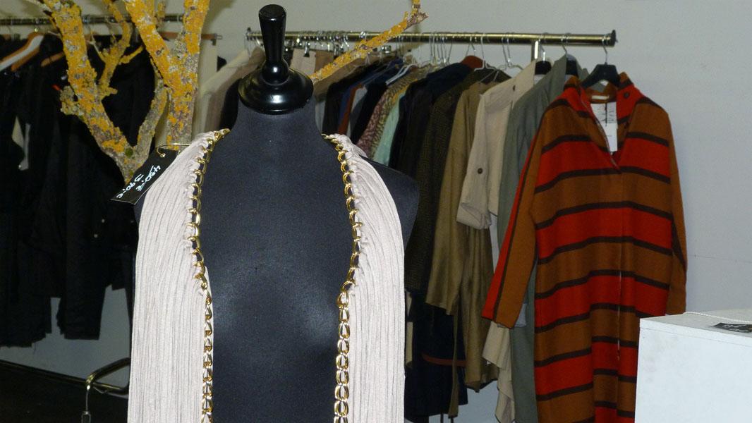 Pop-Up Shop Berlin - Kleidung zur Fashion Week