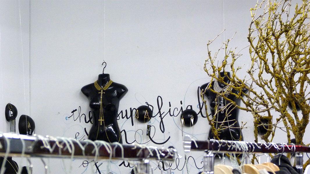 Pop-Up Shop Berlin - Schmuck zur Fashion Week