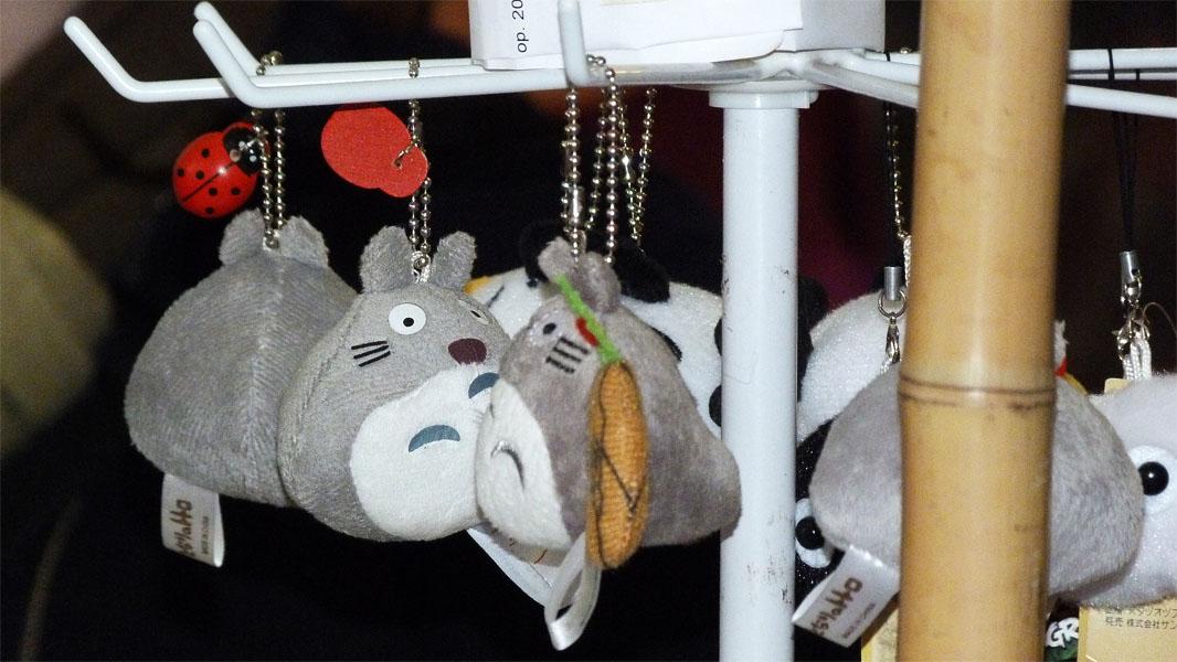 Totoro Schlüsselanhänger - Japan Festival Berlin