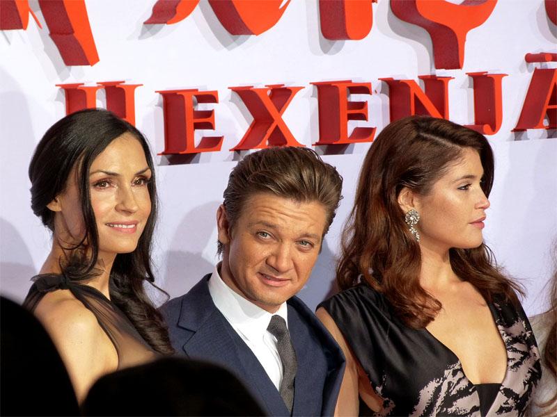 "Famke Janssen, Jeremy Renner & Gemma Arterton - ""Hänsel & Gretel: Hexenjäger"" Filmpremiere Berlin"