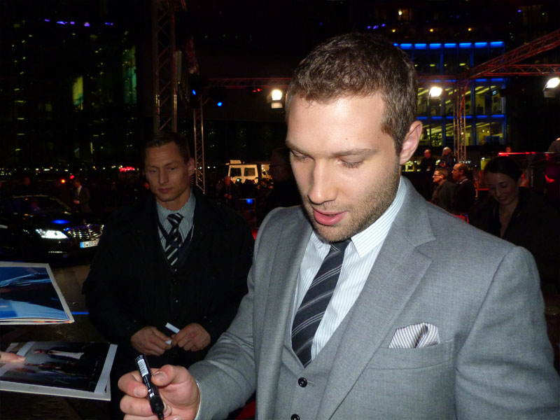 "Jai Courtney - ""Stirb Langsam 5""-Filmpremiere in Berlin"