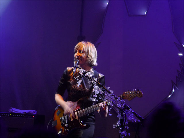 The Joy Formidable - Konzert im Lido Berlin 2013