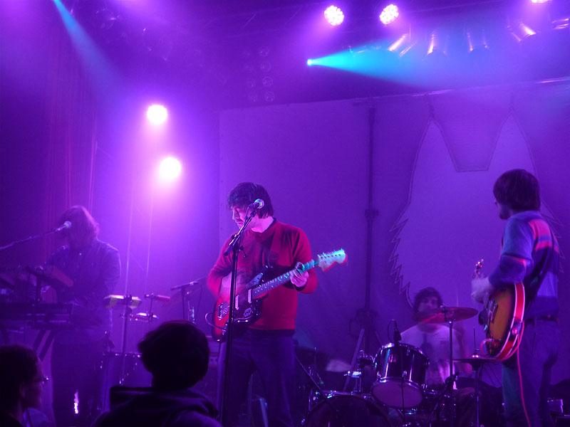 We Are Animal - Vorband von The Joy Formidable im Lido Berlin