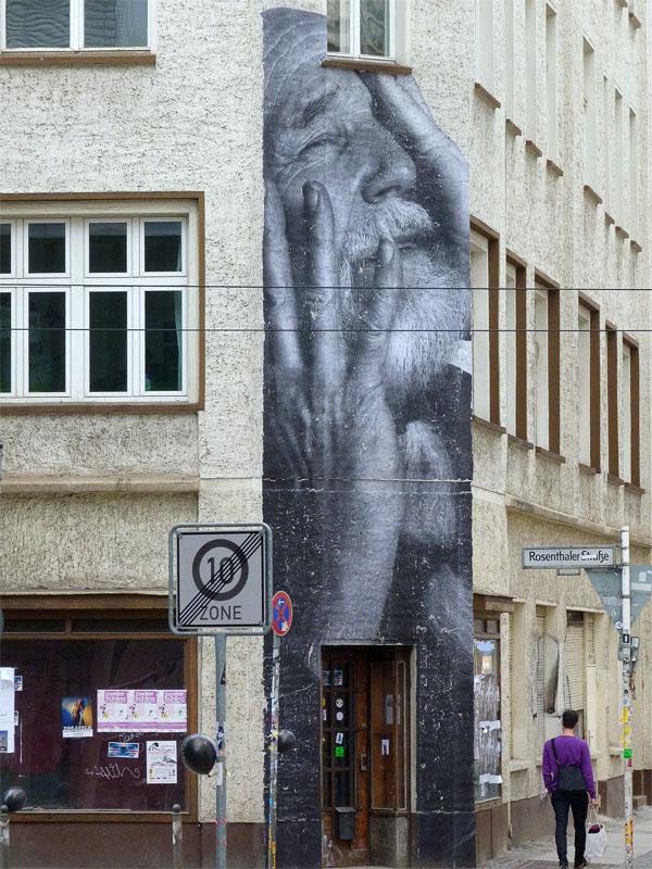 JR Streetart