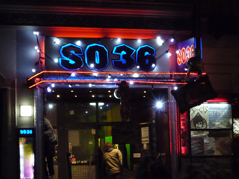SO36 Berlin