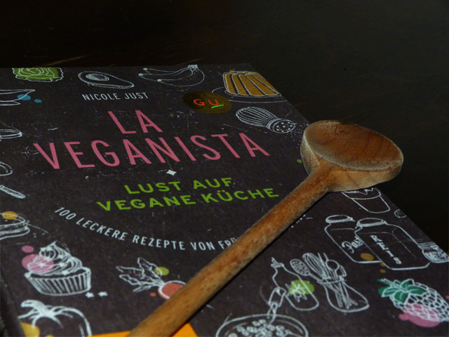 """La Veganista - Lust auf vegane Küche"" - Kochbuch"