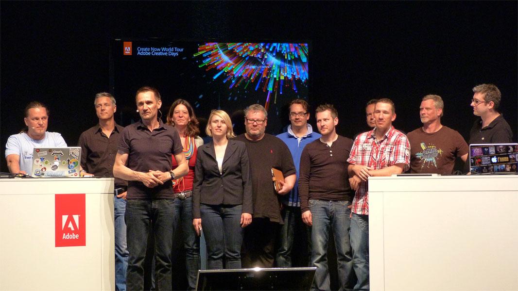 Adobe Creative Days 2013 Berlin - Veranstalter