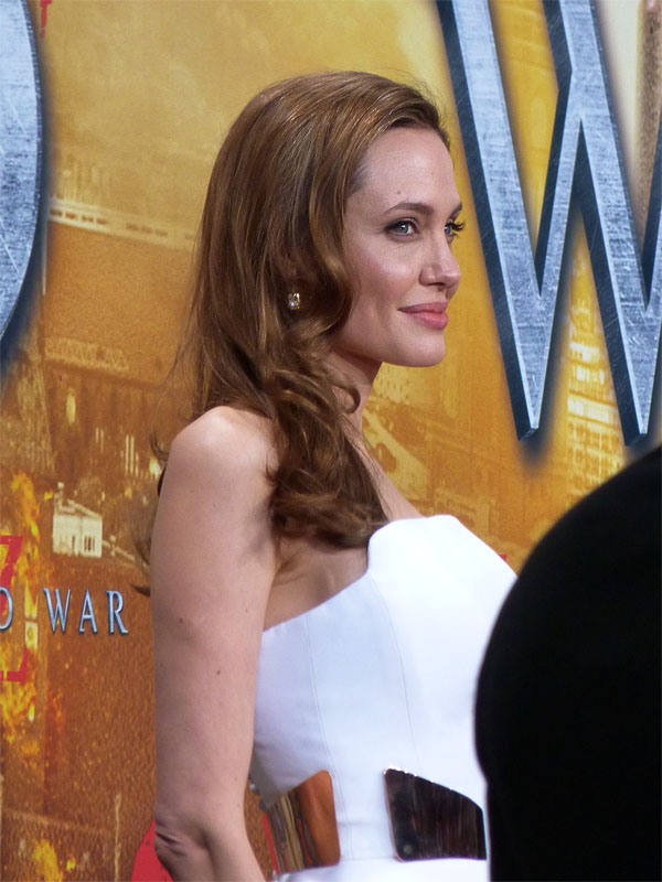 "Angelina Jolie - ""World War Z""-Filmpremiere in Berlin"