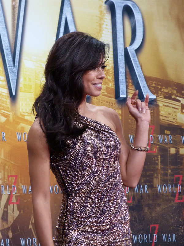 "Fernanda Brandao - ""World War Z""-Filmpremiere in Berlin"