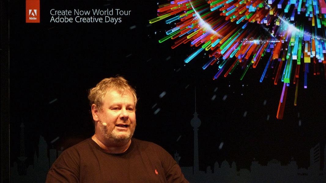 Guido Karp - Adobe Creative Days 2013 Berlin