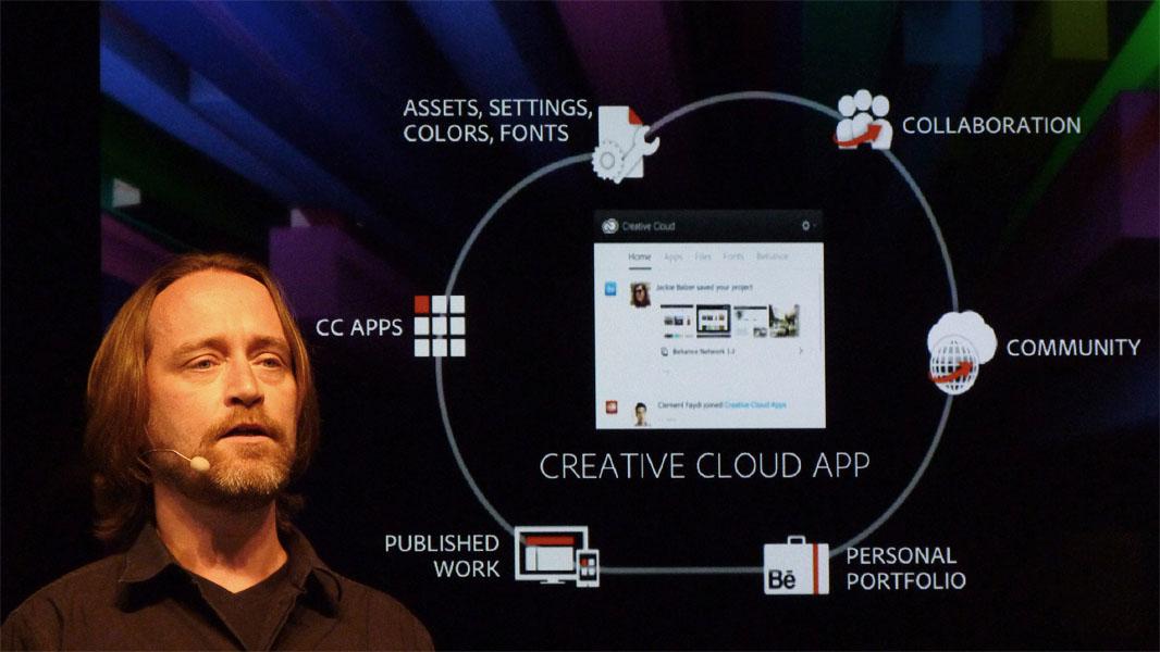 Rufus Deuchler - Adobe Creative Days 2013 Berlin