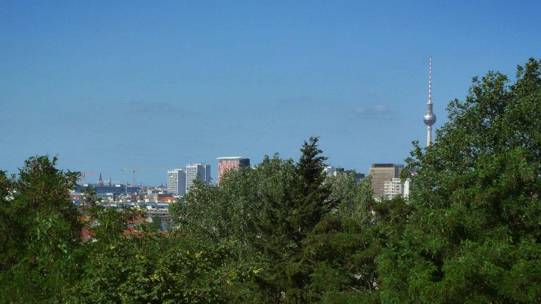 Ausblick vom Viktoriapark