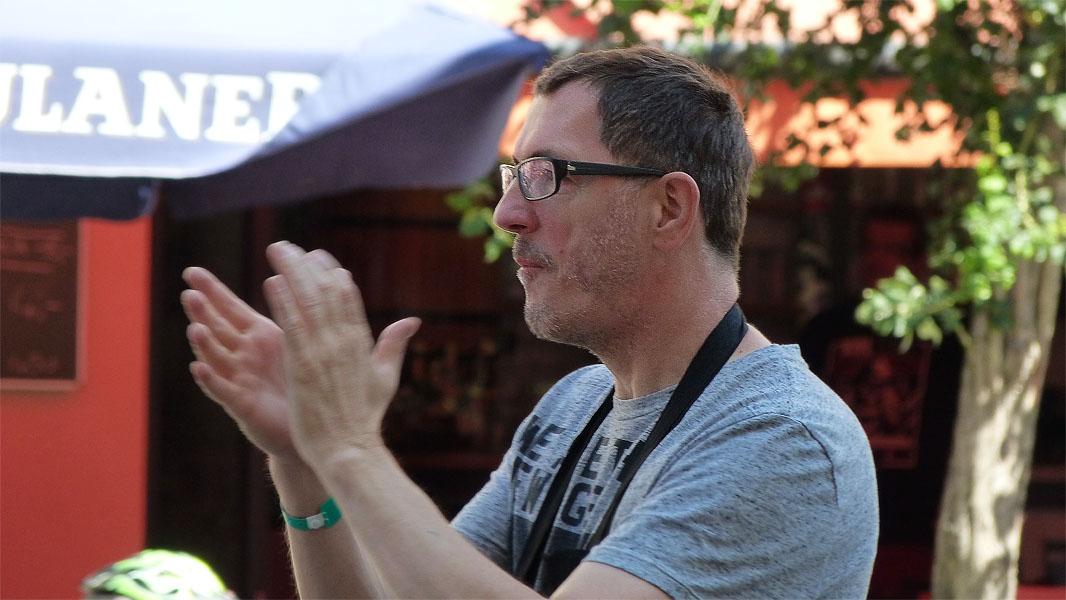 Dr. Motte (Matthias Roeingh) - Casting Carrée Festival 2013