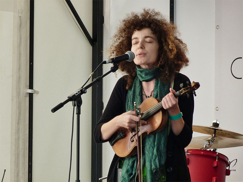 Emilia Niezbecka - Casting Carrée Festival 2013