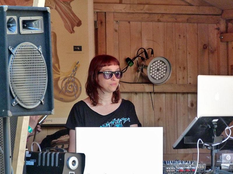 Frau Silberfischer - Casting Carrée Festival 2013