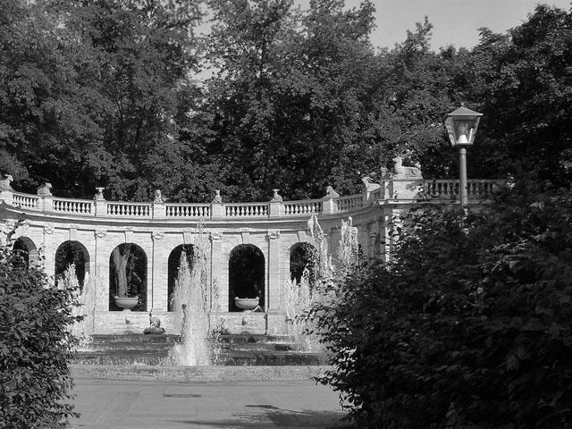 Märchenbrunnen Berlin Friedrichshain