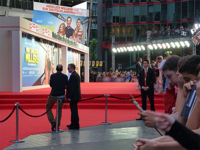 """Jennifer Aniston - """"Wir sind die Millers"""" - Roter Teppich in Berlin"""