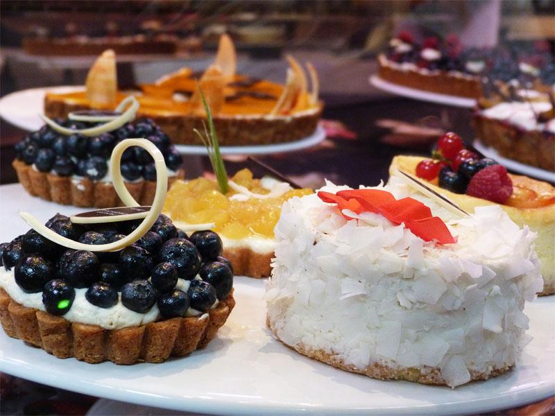 """""""Princess Cheesecake"""" - Törtchen auf dem Naschmarkt Berlin"""