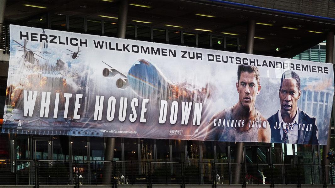 """White House Down""-Filmpremiere in Berlin"