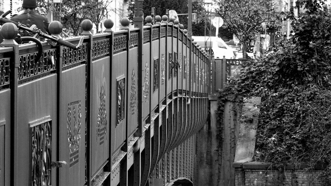 S-Bahn-Brücke Schönhauser Allee