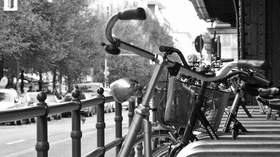 Schoenhauser Allee Fahrräder