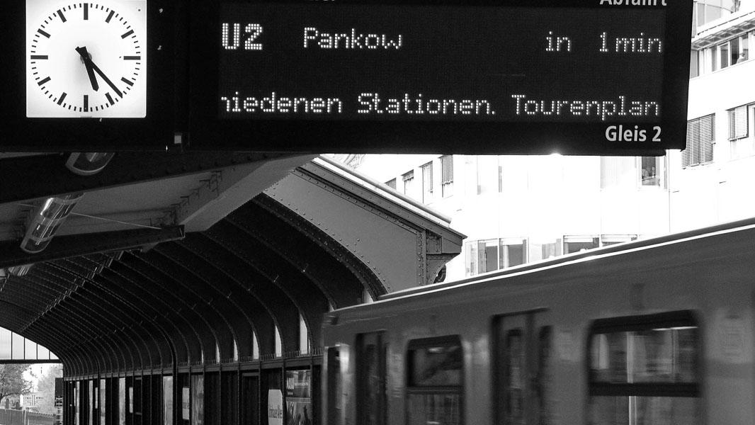 Schönhauser Allee U-Bahnhof