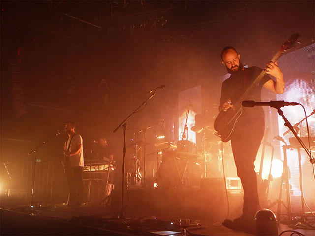 White Lies im Kesselhaus Berlin