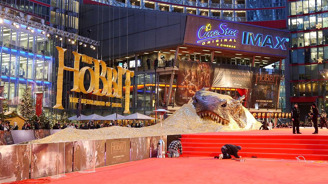 """""""Der Hobbit: Smaugs Einöde"""" Filmpremiere in Berlin"""