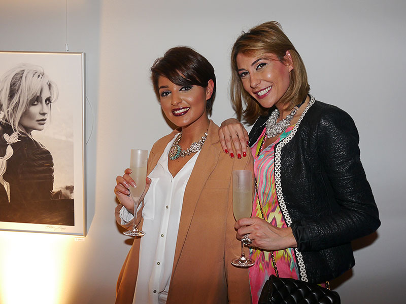"""Fashion Icons by Felix Jung"" Vernissage"