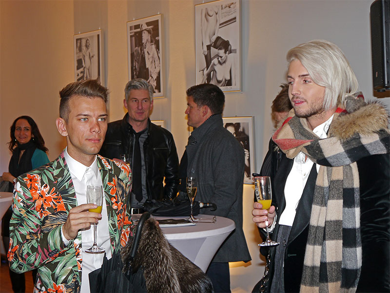 """Fashion Icons"" Photography Exhibition"