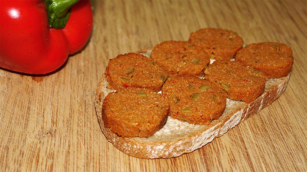 Veganer Aufschnitt - La Veganista