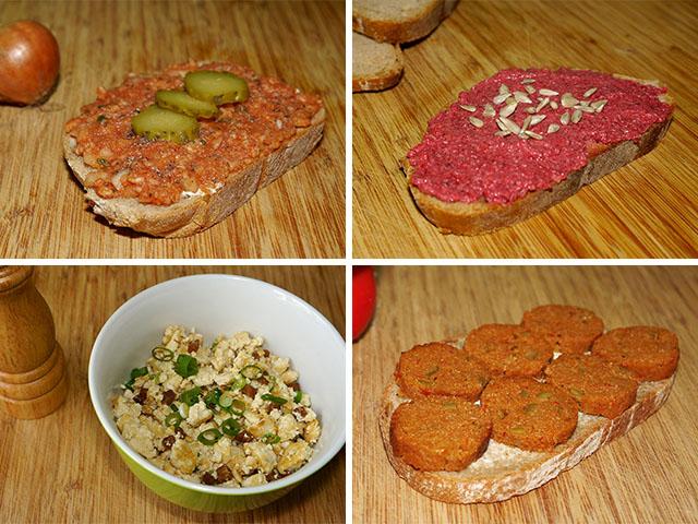 Veganes Frühstück - La Veganista