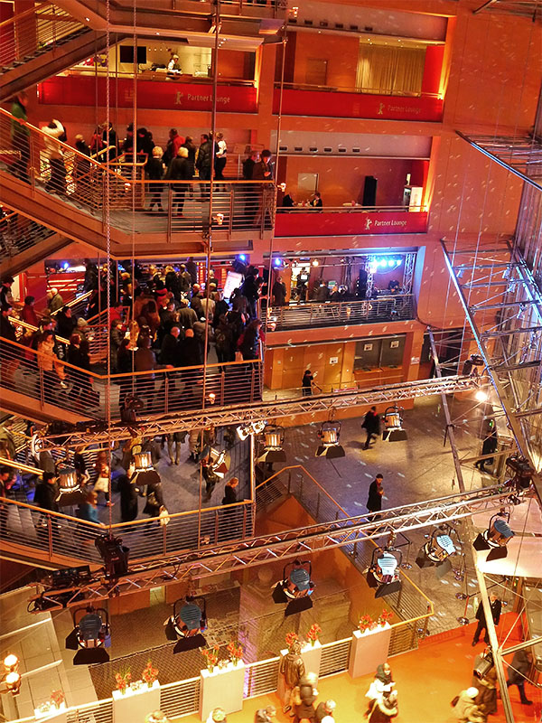 Berlinale Palast - Foyer