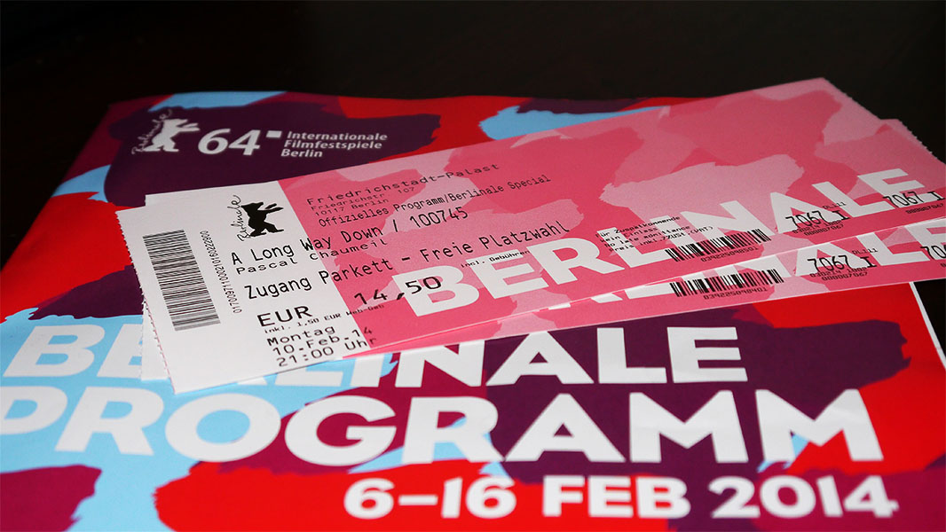 "Berlinale 2014 - Tickets ""A Long Way Down"""