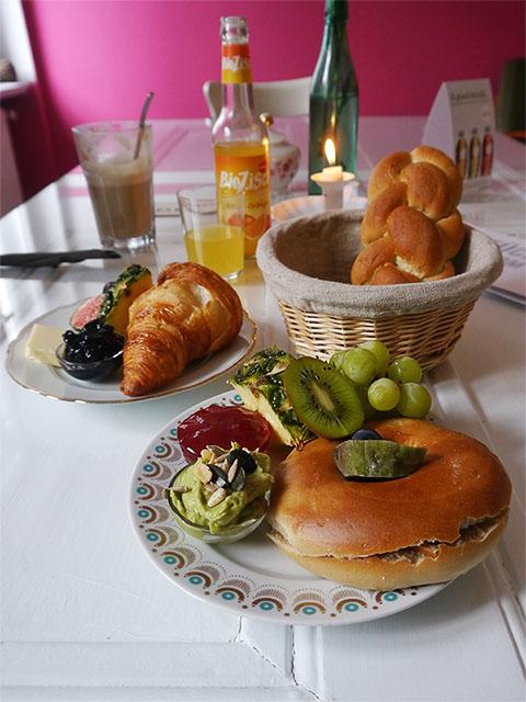 Frühstück - Stück vom Glück