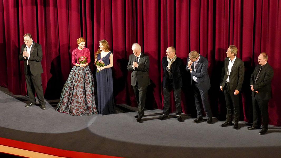 """""""La belle et la bête"""" Filmpremiere auf der Berlinale 2014"""