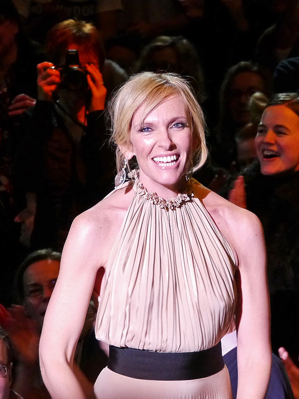 "Toni Collette - ""A Long Way Down"" Filmpremiere zur Berlinale 2014"