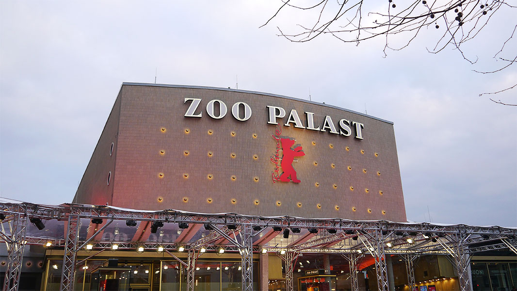 Zoo Palast zur Berlinale 2014