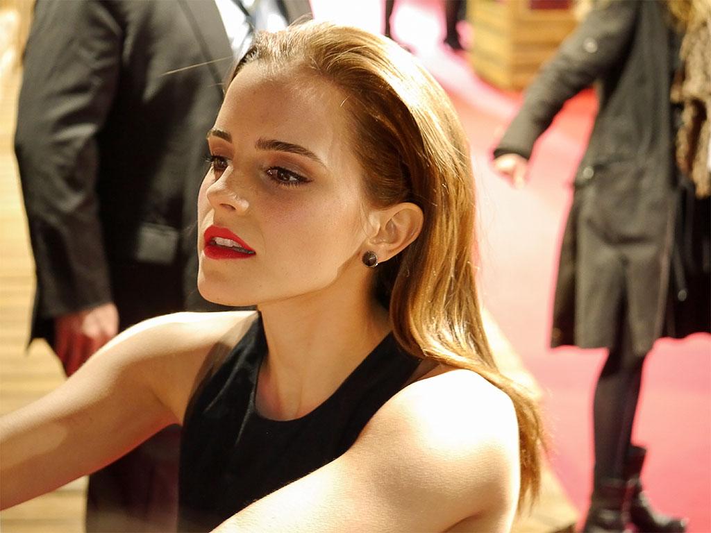 """Emma Watson - """"NOAH"""" Filmpremiere in Berlin"""
