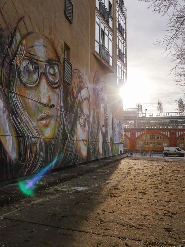 Graffiti Warschauer Straße