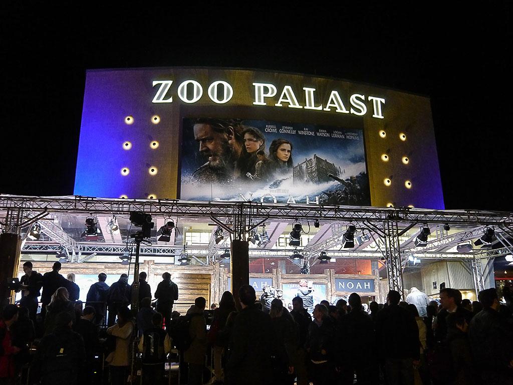 """NOAH"" Europapremiere im Zoo Palast"