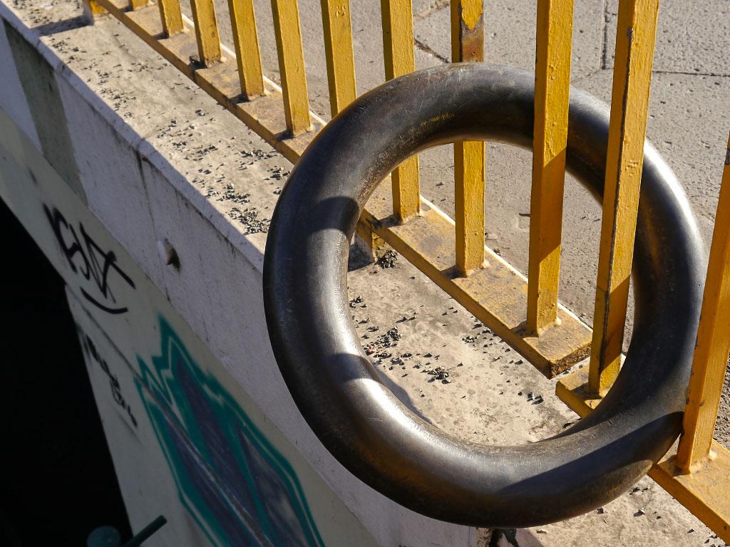 Ring an der Potsdamer Brücke
