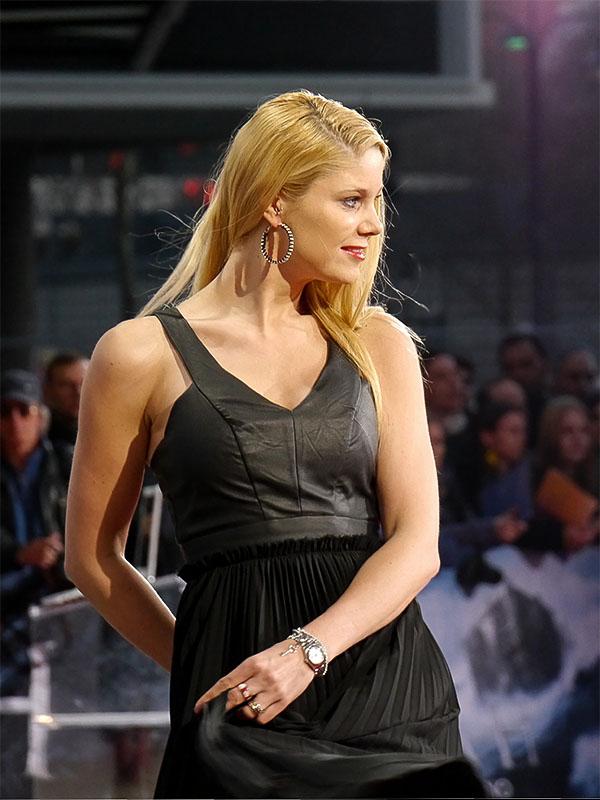 """Yvonne Woelke - """"NOAH"""" Filmpremiere in Berlin"""