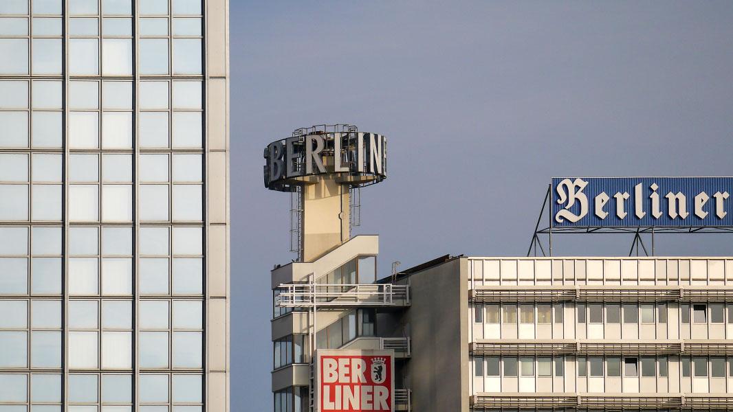 Berliner Verlag am Alexanderplatz
